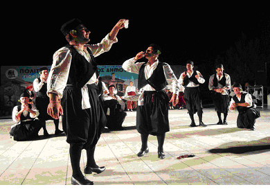 Lesvos dances