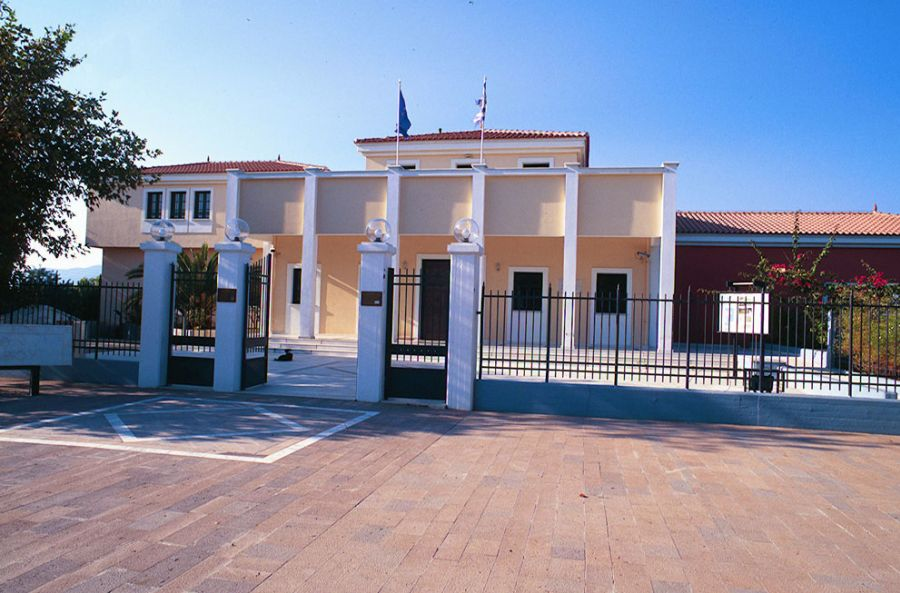 Archaeological Museum (new building )