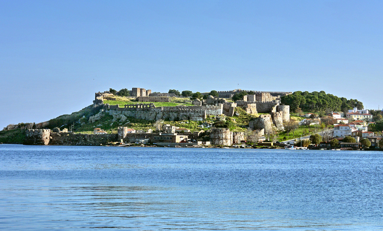 The Castle of Mytilene