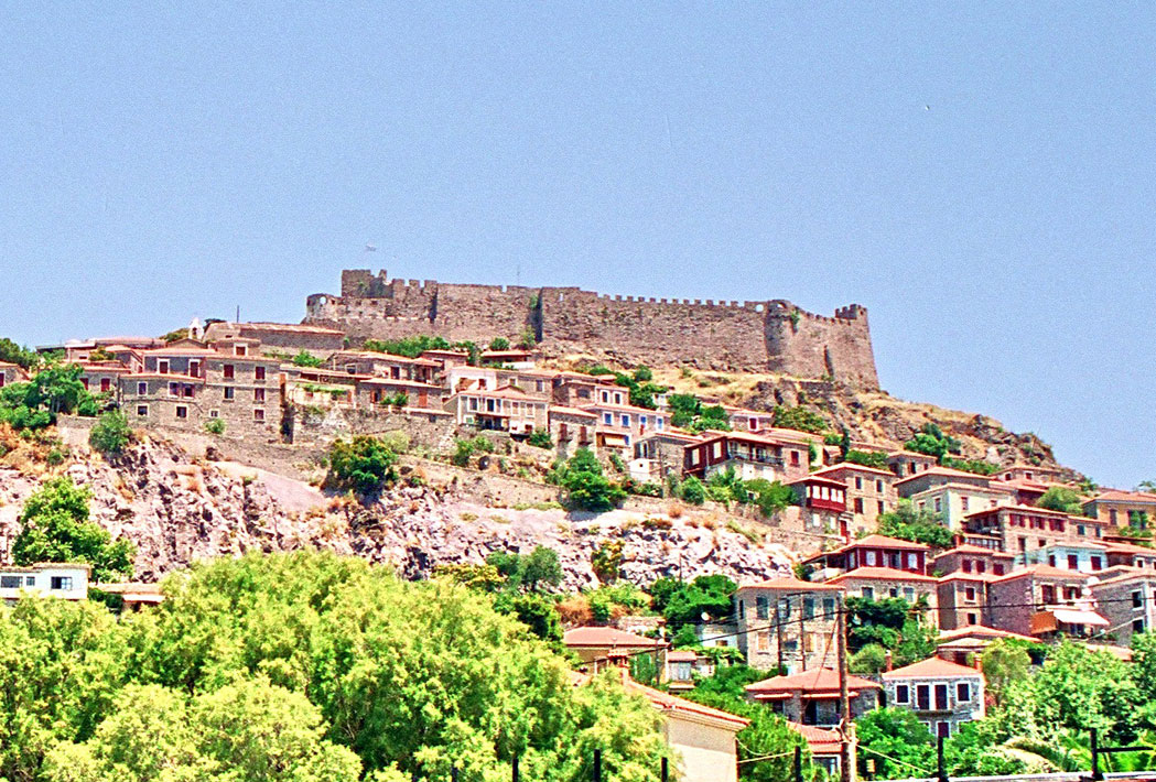 The Castle of Molyvos